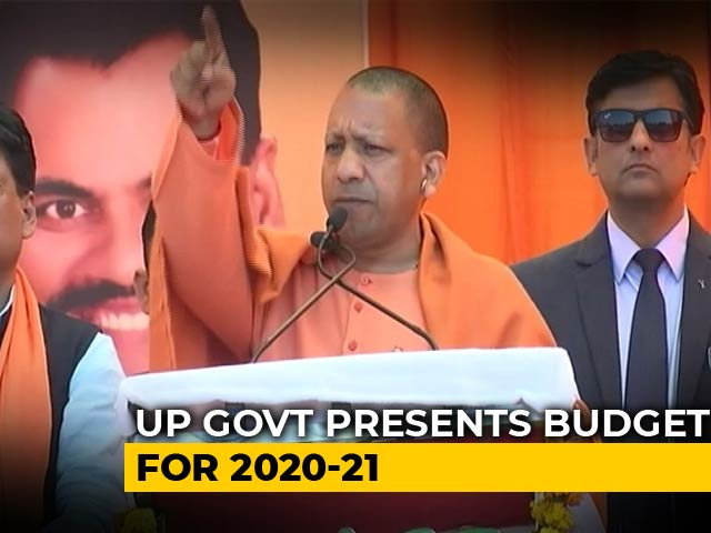 Video : UP Unveils 5 Lakh Crore Budget Amid Huge Spike In Unemployment