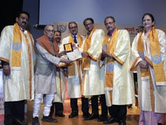 """93-Year-Old """"Youngster"""" Finishes Masters From IGNOU"""