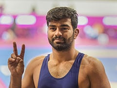 Asian Wrestling Championship: India Bag 5 Medals From Greco Roman