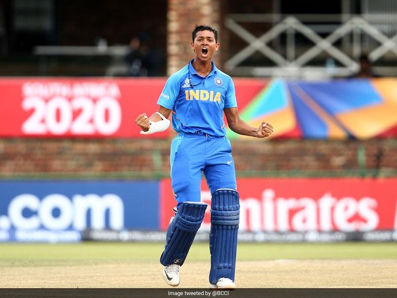 Scored Century In Morning, Sold <i>Pani Puri</i> In Evening: Indias U-19 World Cup Star Yashasvi Jaiswals Journey