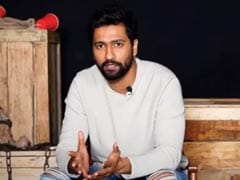 <I>Bhoot: The Haunted Ship</I> - Vicky Kaushal 'Panicked, Couldn't Deliver' Because Of His Underwater Phobia