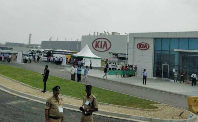 CoronaVirus Pandemic: Kia Motors India Temporarily Suspends Operations At Its Anantpur Plant.