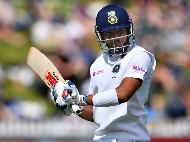 NZ vs IND: Fans Fume After Prithvi Shaw's Twin Failures In 1st Test Against New Zealand