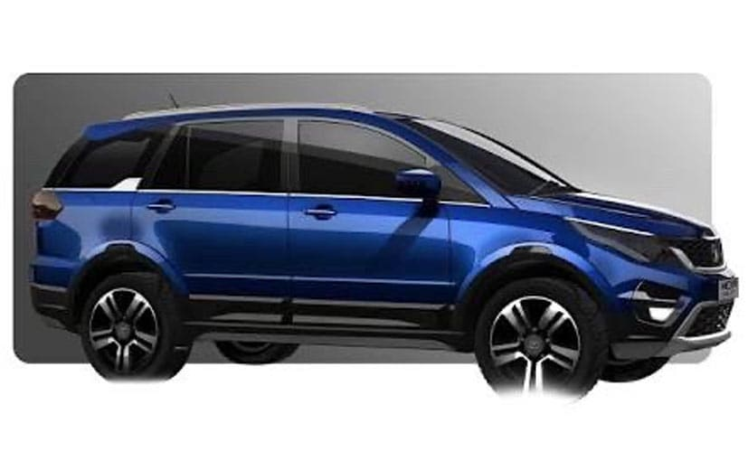 Auto Expo 2020: Tata To Preview Hexa Safari Concept At Auto Expo; Launch By Year-End