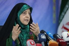 कोरोना वायरस: ईरान में मरने वालों की संख्या पहुंची 26 पर, चपेट में उपराष्ट्रपति भी