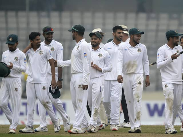 Bangladesh vs Zimbabwe: Bangladesh Thrash Zimbabwe By Innings And 106 Runs In One-Off Test