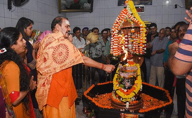 Prime Minister Narendra Modi Greets People On Maha Shivaratri