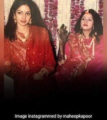 Sridevi Forever: 2 Years After She Died, The Kapoors Share Memories