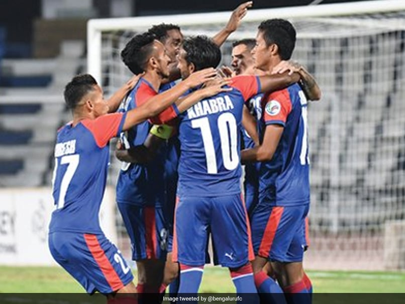 AFC Cup: Bengaluru FC Into Playoffs With Record 9-1 Thrashing Of Paro FC