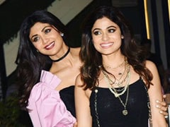 What Shilpa Shetty's Sister Shamita Said On Becoming A Maasi Again