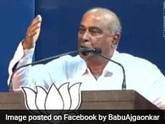 Bhim Rao Ambedkar Wanted ''Dalitstan'': Goa Deputy Chief Minister