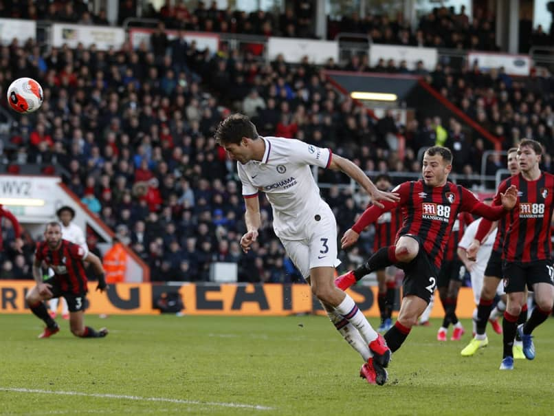 Chelsea Stumble Again At Bournemouth, West Ham Ease Relegation Fears