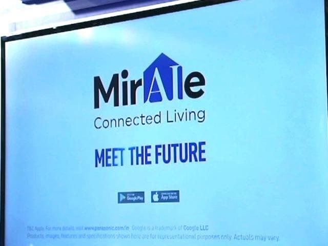 Video : Panasonic's MirAIe Platform
