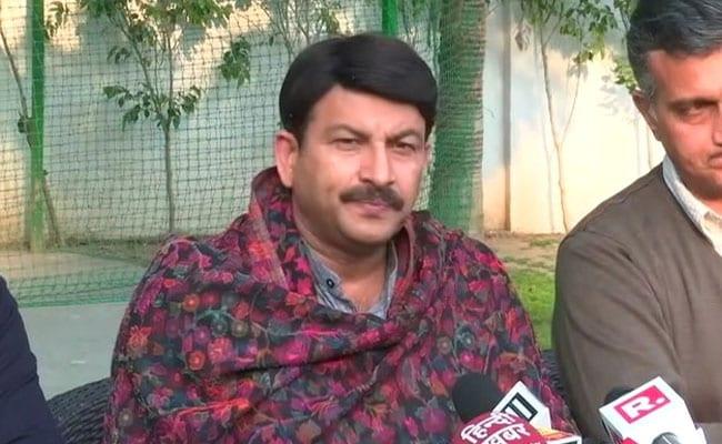 दिल्ली BJP अध्यक्ष पद से मनोज तिवारी की छुट्टी, आदेश कुमार गुप्ता को मिली जिम्मेदारी
