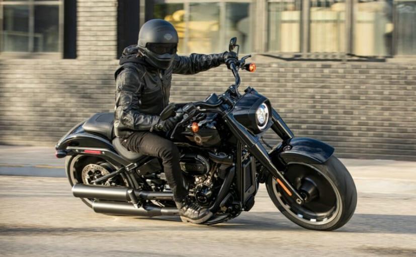 Harley-Davidson Fat Boy 30th Anniversary Edition Unveiled
