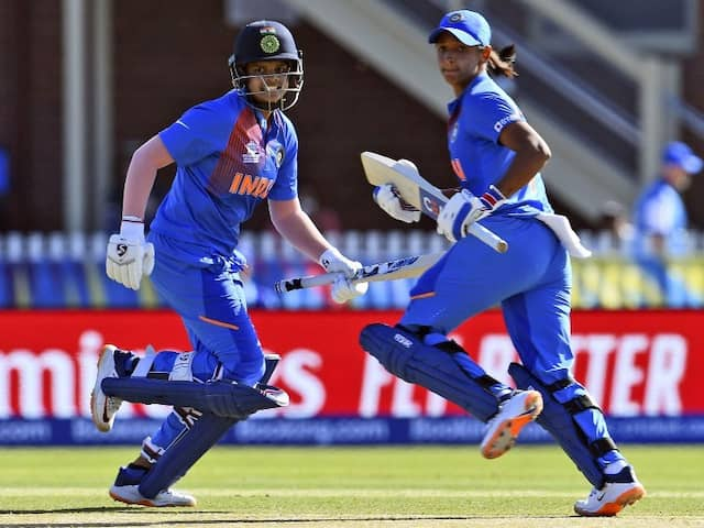 Womens T20 World Cup: Harmanpreet Kaur Says Dont Want To Stop Shafali Verma From Playing Big Shots