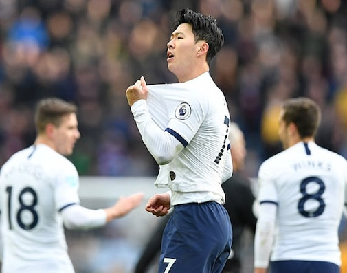 Son Heung-Min's Late Strike Helps Tottenham Beat Aston Villa In Thriller