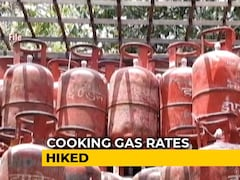 Video: Pay More For LPG Cylinder As Rates Hiked For 6th Straight Time
