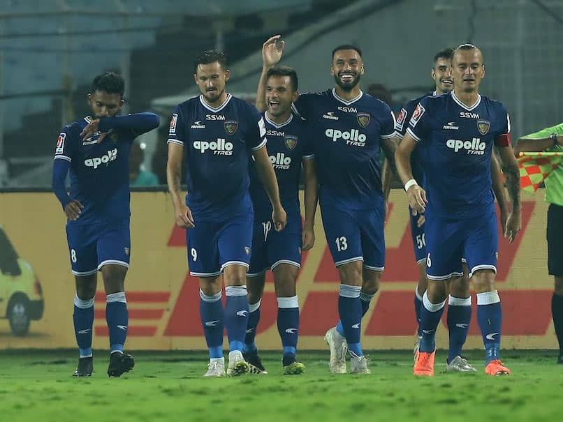 ISL: Chennaiyin FC Thrash ATK 3-1, Keep Play-Off Hopes Alive