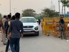 Road Near Delhi's Shaheen Bagh Reopened, Noida Link Blocked By Cops