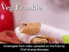 Indian Cooking Tips: Use Your Left-Over Chapatti To Make Delicious Veg Frankie (Watch Recipe Video)