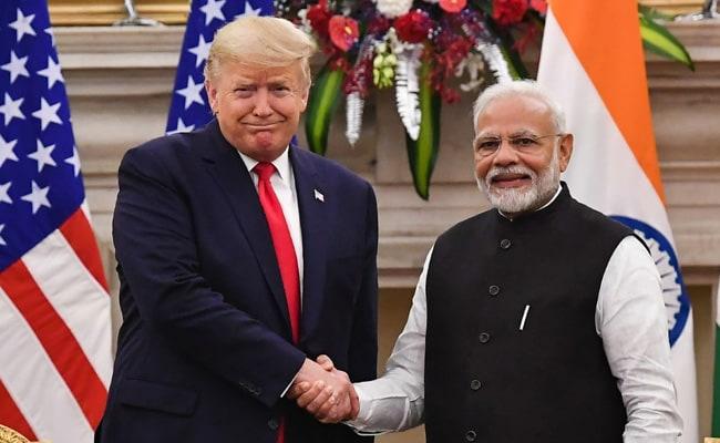 Donald Trump's India Visit Day 2 Update: भारत की दो दिन की यात्रा समाप्त कर दिल्ली से रवाना हुए अमेरिकी राष्ट्रपति डोनाल्ड ट्रंप
