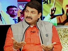 Exit Polls Will Fail, Results Will Be In BJP's Favour, Says Delhi BJP Chief Manoj Tiwari