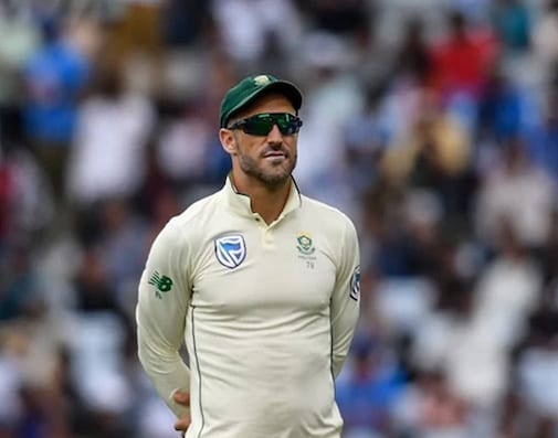 Faf du Plessis Steps Down As South Africa Captain Across Formats