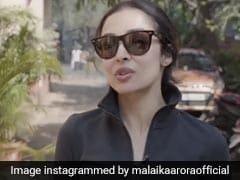मलाइका अरोड़ा ने अलग अंदाज में मनाया वैलेंटाइन डे, Video शेयर कर एक्ट्रेस ने फैंस को दी यह खास सलाह