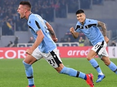 Serie A: Lazio Stun Inter Milan To Go 2nd In Table
