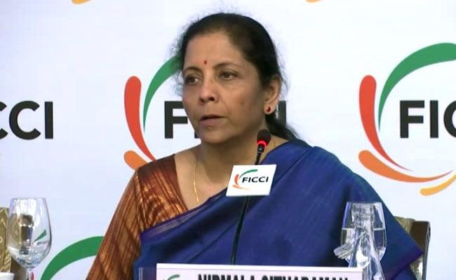 Alternative Slabs To Take Country Towards A Simplified Income Tax Regime: Nirmala Sitharaman