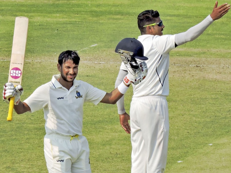 Ranji Trophy: Anustup Majumdar Scripts Dramatic Turnaround For Bengal