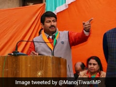 AAP Sent Shaheen Bagh Shooter To Defame Hindu Groups: BJP's Manoj Tiwari