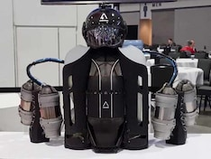 Jet Set Off With the Jet-pack-man!