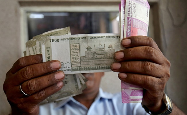 Rupee Appreciates To 72.87 Against US Dollar
