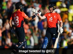 Eoin Morgan Guides England To T20I Series Win Over South Africa