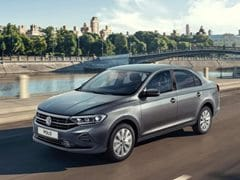 Next-Gen Volkswagen Vento (Polo Sedan) Unveiled In Russia