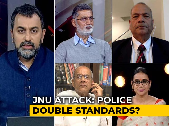 Video : JNU Violence: 40 Days, No Arrests