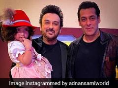 अदनान सामी परिवार संग पहुंचे Bigg Boss 13 के सेट पर, Photo शेयर कर दी ये जानकारी...