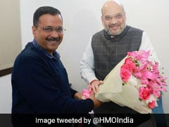 """Restore Law And Order, Ensure Peace"": Arvind Kejriwal To Amit Shah"