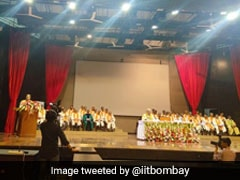 IIT Bombay Awards 211 Degrees At Interim Session Of Its 58th Convocation