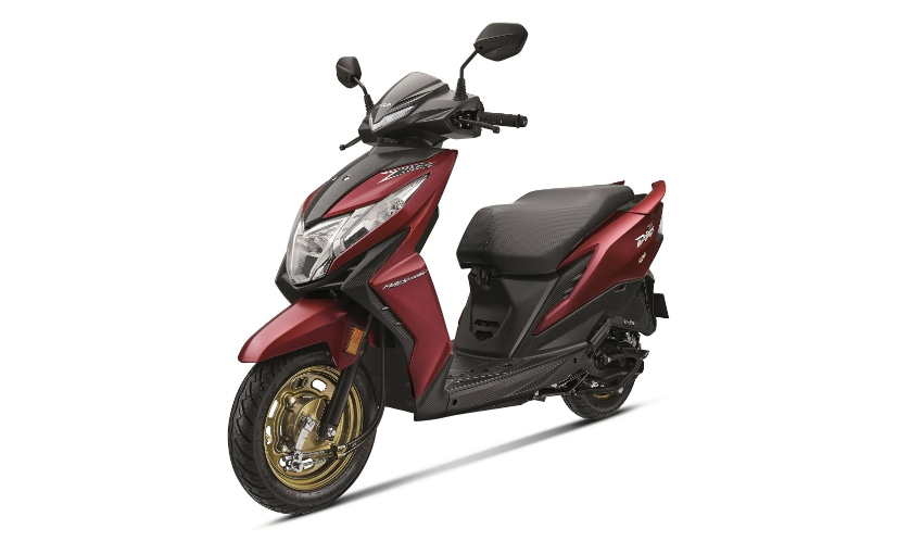 The 2020 Honda Dio gets a BS6 compliant fuel-injected engine and new features