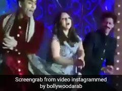 शाहरुख खान के साथ 'कजरा रे' पर डांस कर रही थीं गौरी खान, तभी मार दिया एक्टर को धक्का और फिर- देखें Video