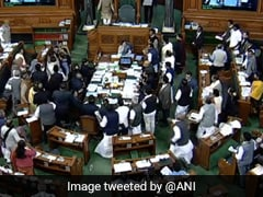 Lok Sabha Speaker, Upset Over Protests, Stays Away From House Despite Appeals