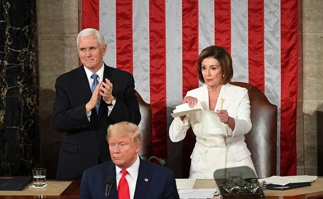 Spoke To Army Chief To Block 'Unstable' Trump's Nuke Access: Nancy Pelosi
