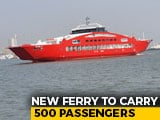 Video : RoPax Ferries To Make Journeys Shorter For Mumbai Residents