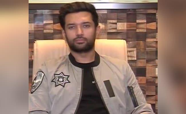 'Restrict Non-Essential Chinese Products' Import': Chirag Paswan To Centre
