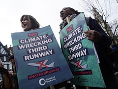 UK Court Stops Heathrow Airport Expansion On Climate Change Grounds