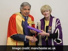 University Of Manchester Confers Ratan Tata Honorary Doctorate