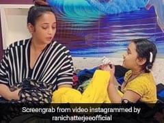 भोजपुरी एक्ट्रेस रानी चटर्जी के पास नहीं बची कपड़े रखने की जगह, Video में बोलीं- हर लड़की की प्रॉब्लम...